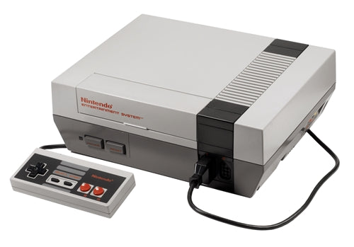 Nintendo NES console (refurbished)