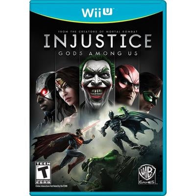 Injustice: Gods Amoung Us