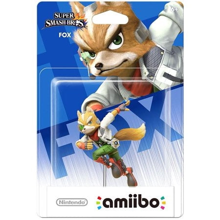 Super Smash Bros. Fox Amiibo