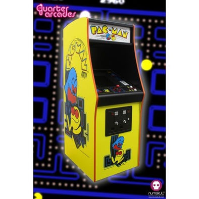 Quater Arcade Machine: Pac-Man