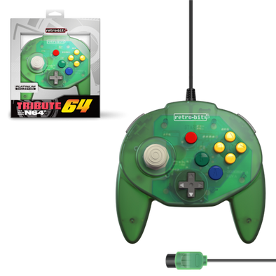 Retro-Bit Tribute N64 Controller