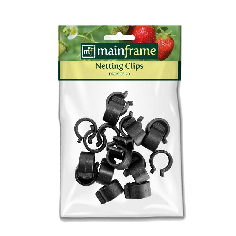 MainframeDirect - netting clips x20 packshot