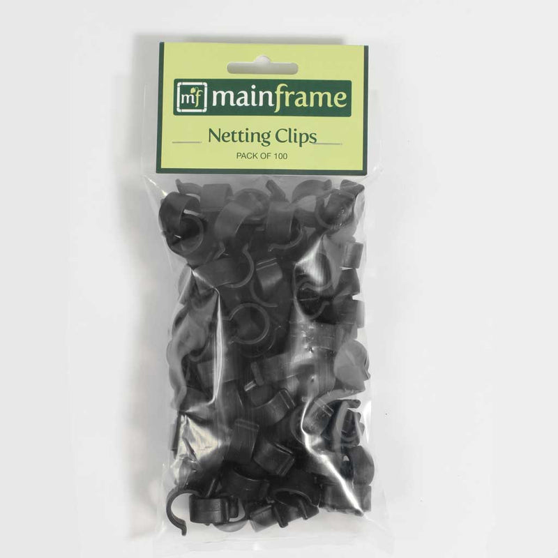 MainframeDirect - netting clips x100- packshot