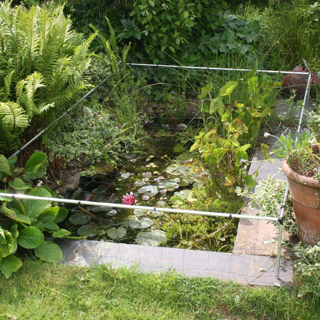 MainframeDirect  - pond cover in use