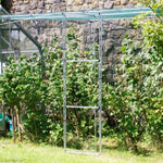 MainframeDirect -walk in fruit cage - close up of door