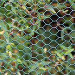 MainframeDirect - galvanised wire net - in use green