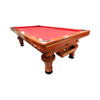 Mesa Torneada en Granadillo para Pool Y Billar