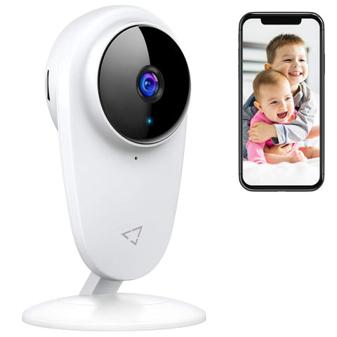 Buy the 1080P Smart Baby Monitor Camera With Microphone