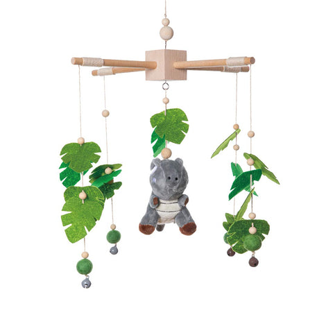 Buy the Leaves and Dinosaurs Baby Crib Mobile Toys
