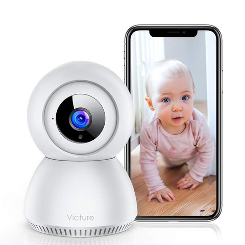 Baby Movement Monitor Camera With Smart Motion Tracking