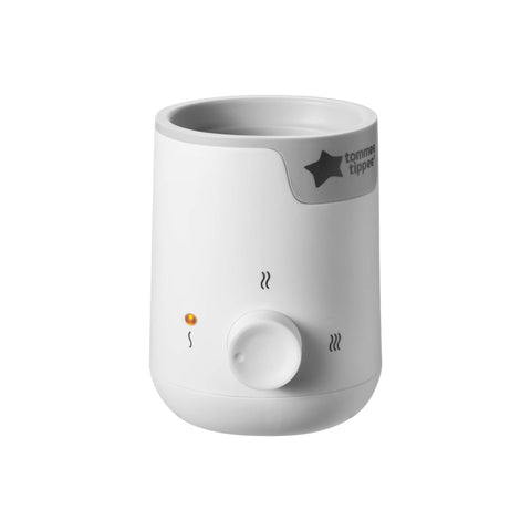 Buy the White Colored Portable Baby Bottle Warmer - Baby and You