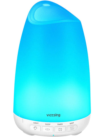 Buy the White Colored Best Essential Oil Diffuser - Baby and You
