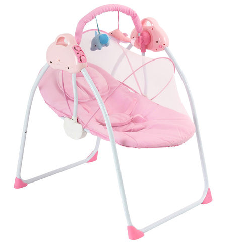 Buy the Pink Baby Swing Chair