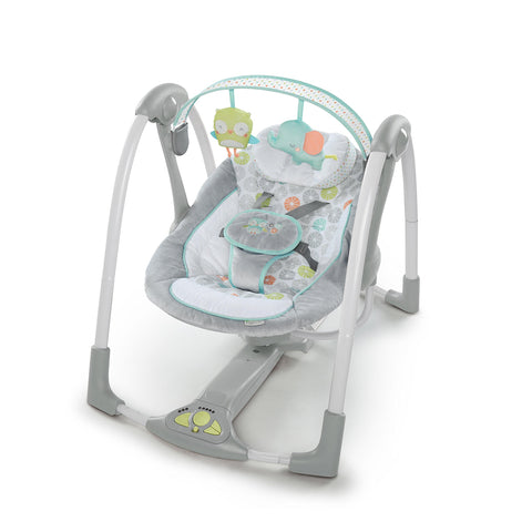 Buy the Top Rated Portable Battery Operated Baby Swing
