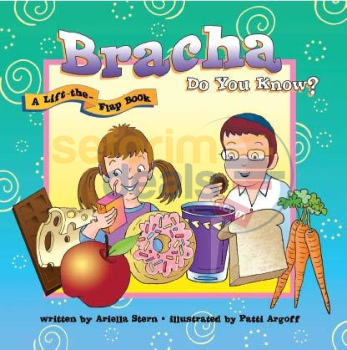 Bracha - Do You Know A Lift The Flap Book