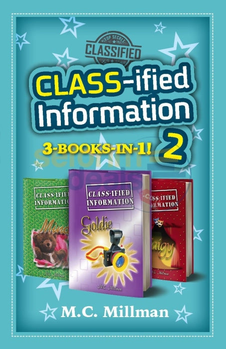 Class-Ified Information - 3-Books-In-1 Vol. 2