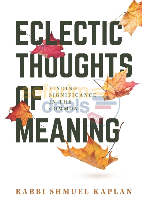 Eclectic Thoughts Of Meaning