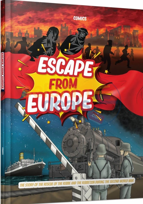 Escape From Europe - Comics