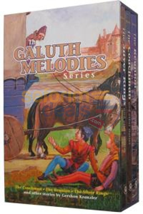 Galuth Melodies Series - 3 Vol. Set