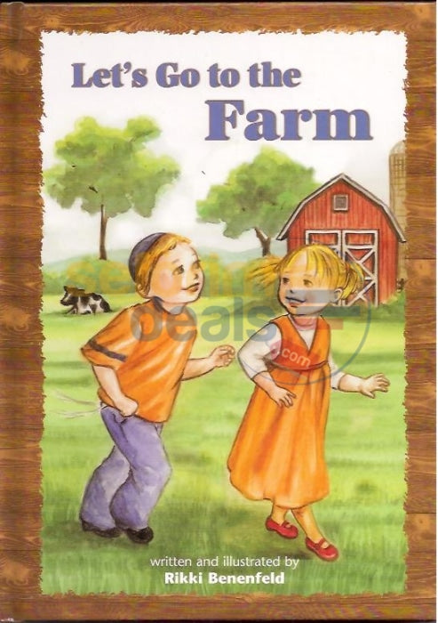 Lets Go To The Farm