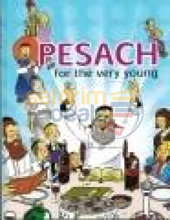 Pesach For The Very Young