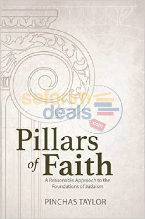 Pillars Of Faith: Pinchas Taylor