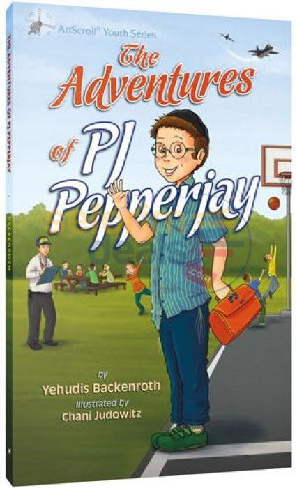 The Adventures Of Pj Pepperjay