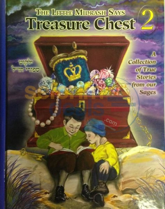 The Little Midrash Says - Treasure Chest Vol. 2