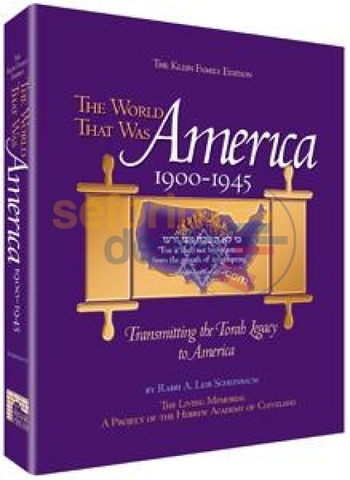 The World That Was America - 1900 1945