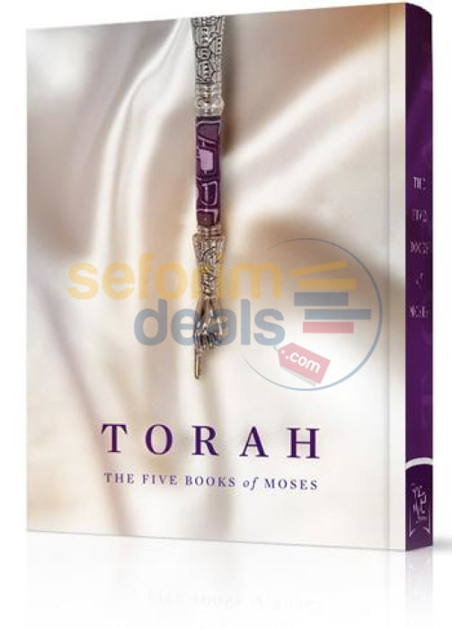 Torah - The Five Books Of Moses Lifestyle