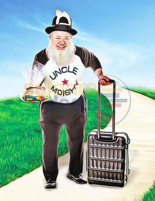 Uncle Moishy - The Very Best Shabbos Guest!