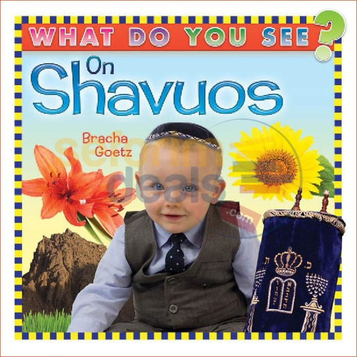 What Do You See On Shavuos