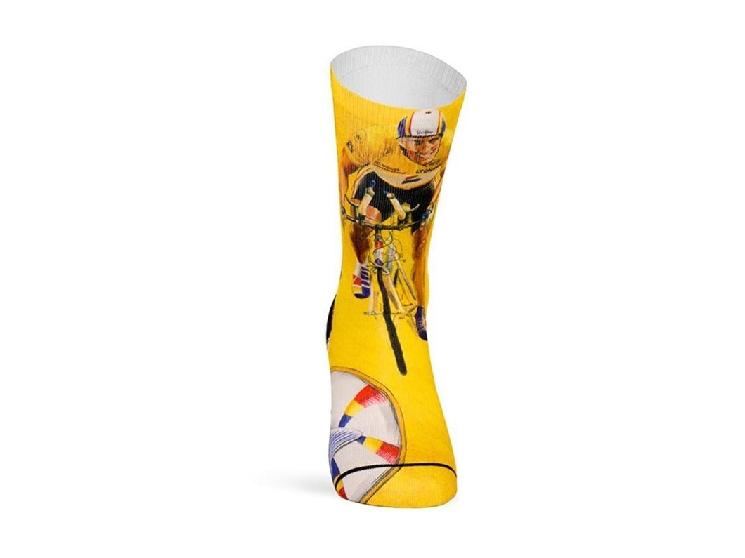 Chaussettes - Miguel Indurain - Pacific and Co