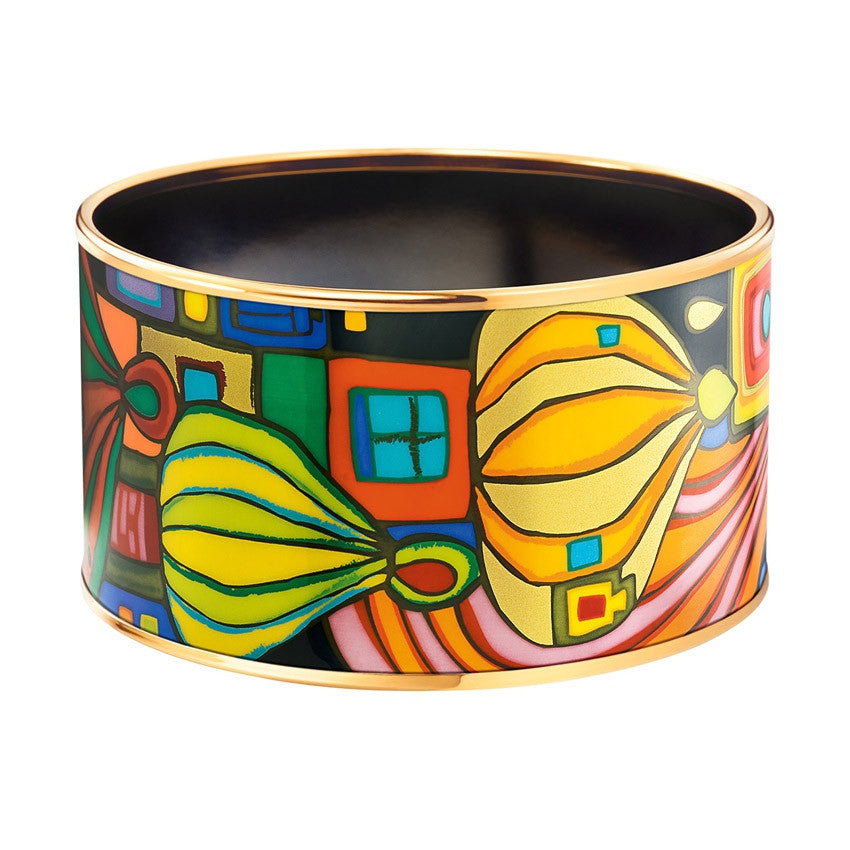 Diva Bangle, Hundertwasser, 10002 Nights