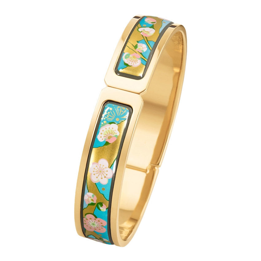 Ballerina Bangle, Vincent Van Gogh, Bleu Ciel