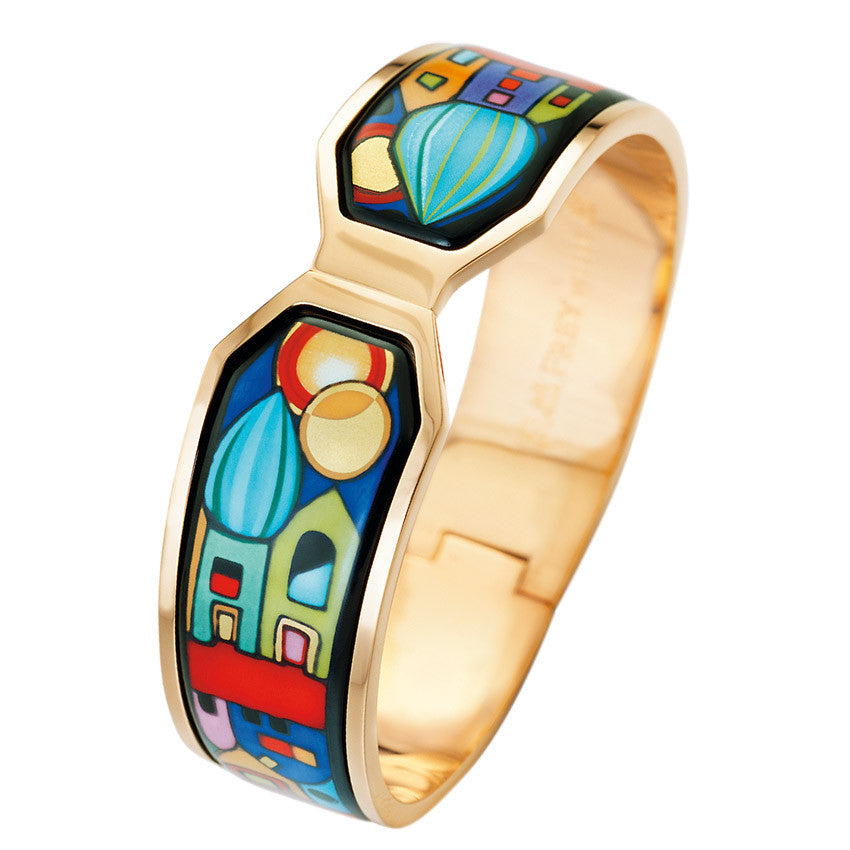 Contessa Bangle, Hundertwasser, Street River