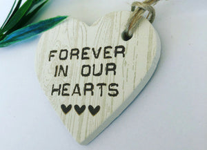 Forever in Our Hearts Tag 3
