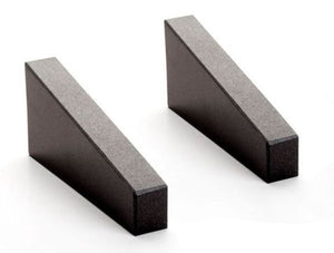 black granite plaque stands
