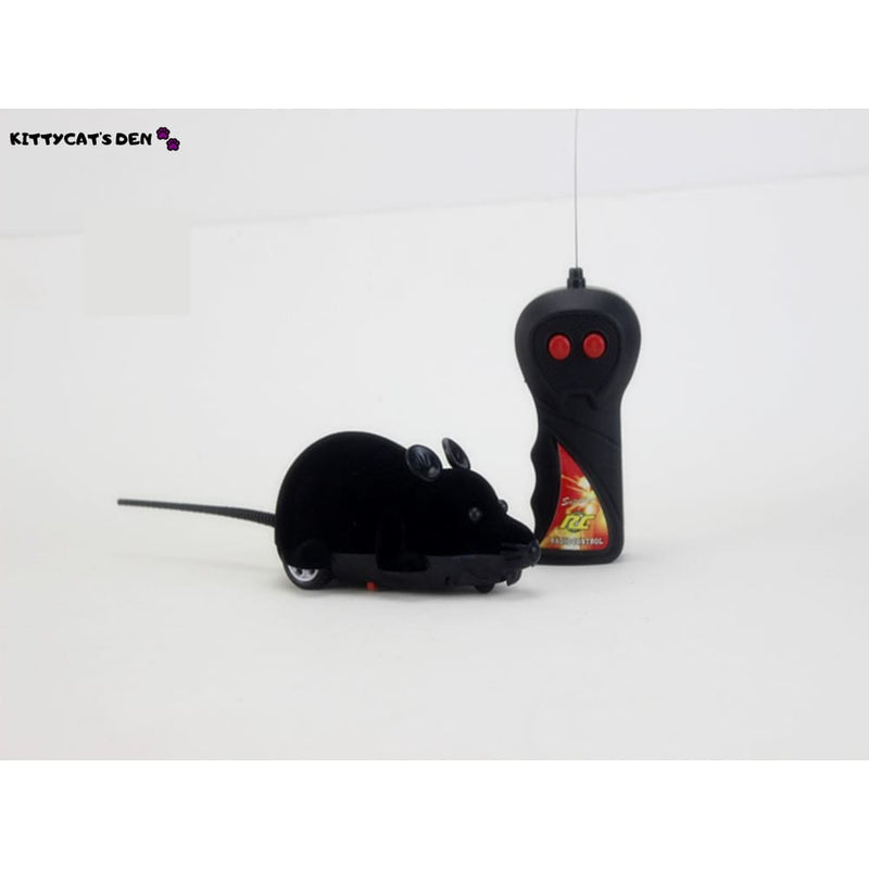 Electronic Remote Controlled Wireless Mouse Toy in 8 Colors