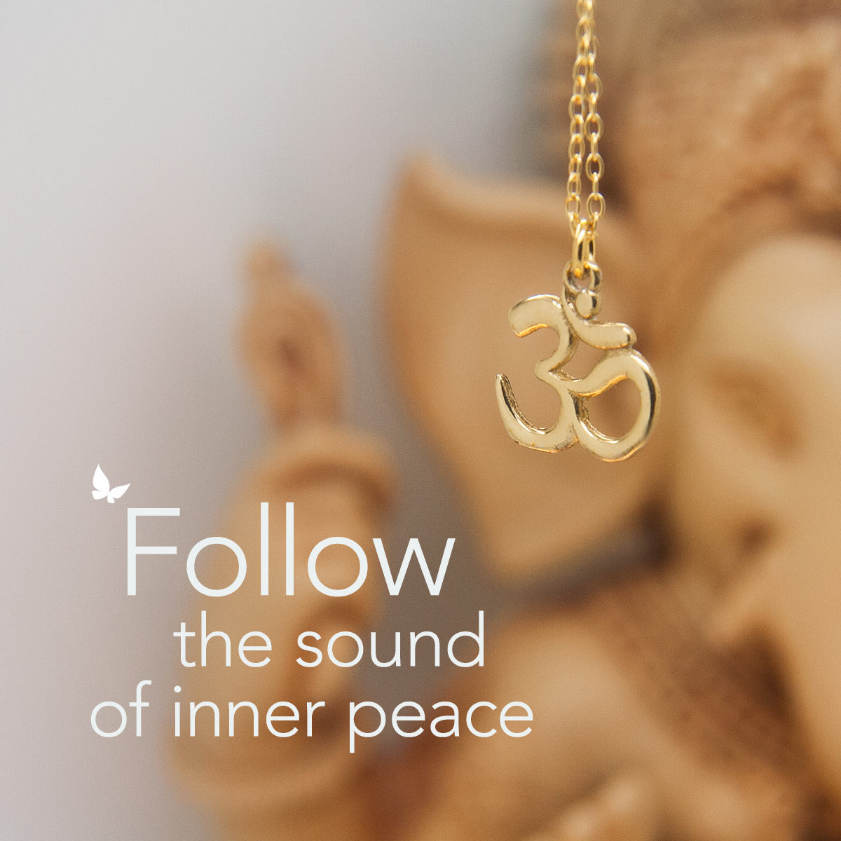 Follow the sound of inner peace