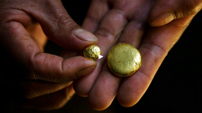 Journey of Gold and Gold Mining