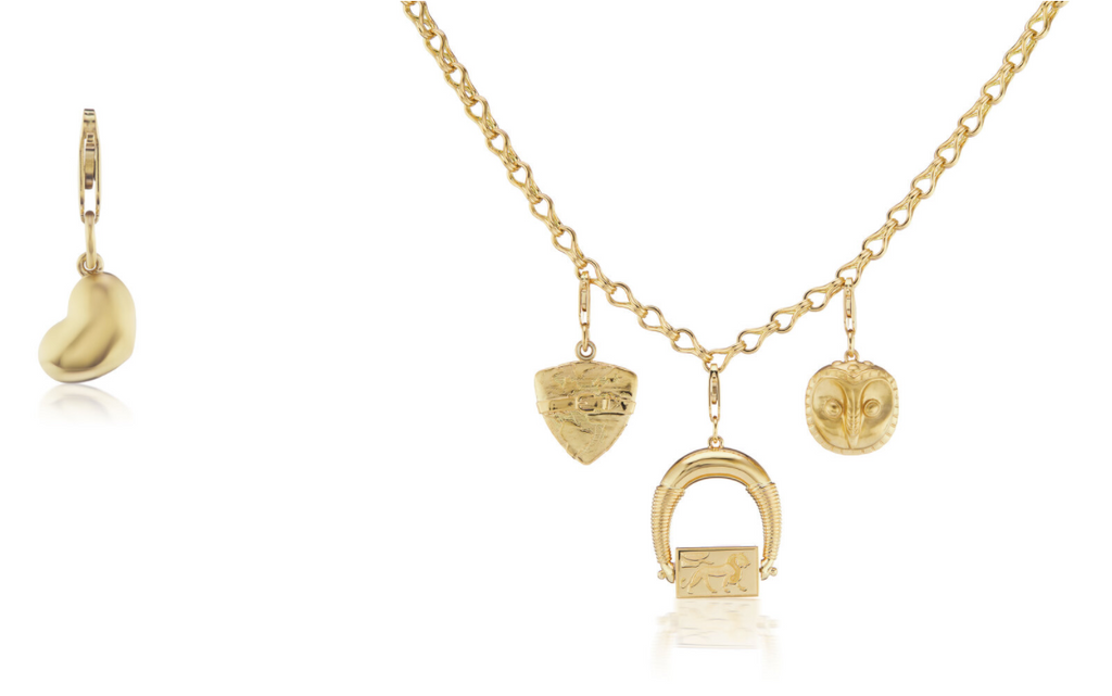 Sustainable Gold Necklace from Futura Jewelry