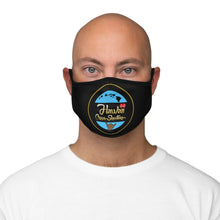 Load image into Gallery viewer, Hawaii Craps Shooters Fitted Polyester Face Mask