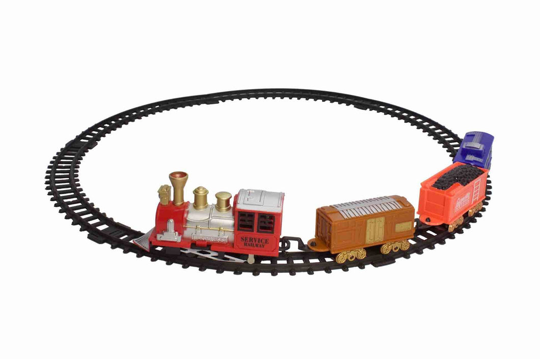Classic 16 pc Train Set