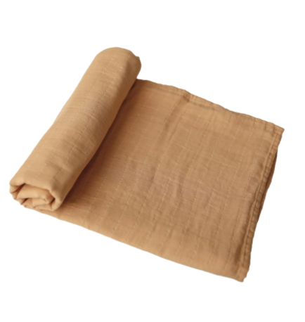 Muslin Swaddle Blanket Organic Cotton