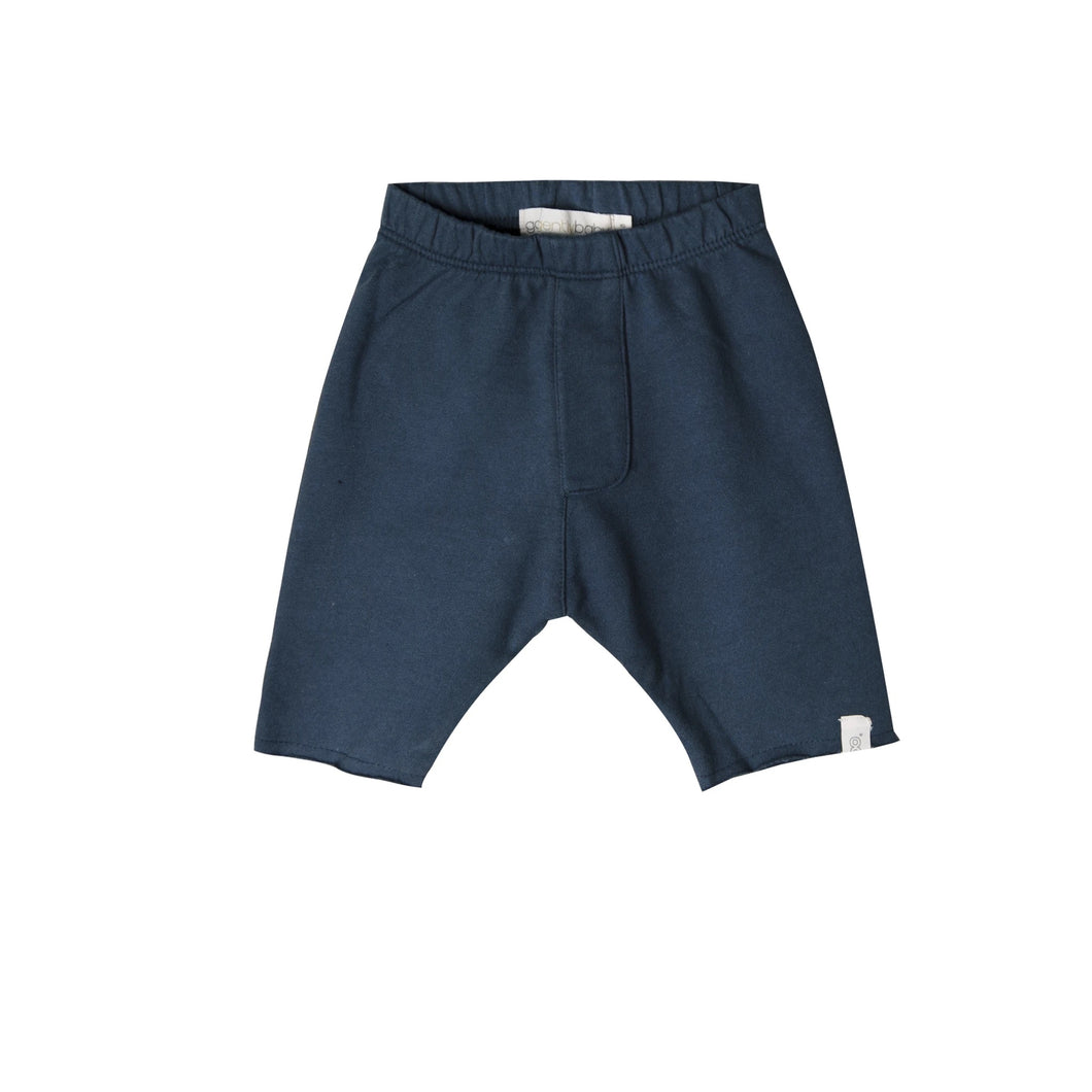 GO GENTLY NATION Trouser Short Indigo