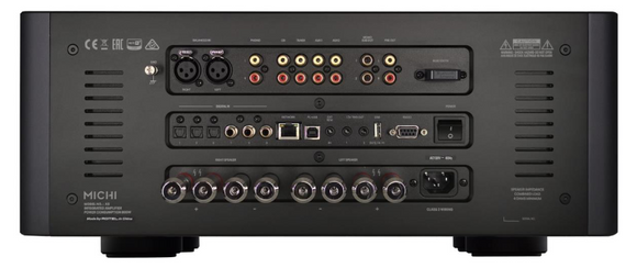 MICHI X5 - Amplificatore Stereo