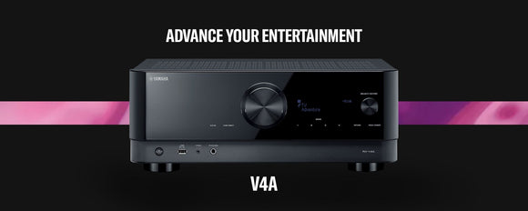 Yamaha RX-V4 - Sintoamplificatore Audio Video