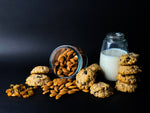 Load image into Gallery viewer, healthy keto snacks, dairy free keto cookies, keto oatmeal cookies