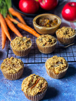 Load image into Gallery viewer, Paleo Sunrise Muffins, paleo muffins, paleo healthy snacks